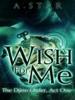 Wish For Me (The Djinn Order, #1)