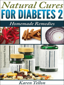 Natural Cures For Type 2 Diabetes: Homemade Remedies