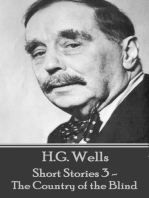 H.G. Wells - Short Stories 3 - The Country of the Blind
