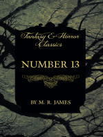 Number 13 (Fantasy and Horror Classics)