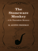 The Stoneware Monkey (A Dr Thorndyke Mystery)