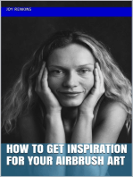 How to Get Inspiration for Your Airbrush Art