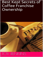 Best Kept Secrets of Coffee Franchise Ownership
