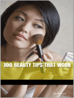 100 Beauty Tips That Work