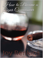 How to Become a Cigar Connoisseur