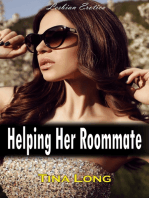 Helping Her Roommate (Lesbian Erotica)