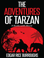 The Adventures of Tarzan - 8 eBooks With The New Adventures of Tarzan Movie (1935)
