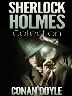 Sherlock Holmes Collection With illustrated Adventures of Sherlock Holmes - 4 Novels, 44 Short Stories and 120+ illustrations