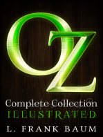 OZ Complete Collection with illustrated Wizard of Oz