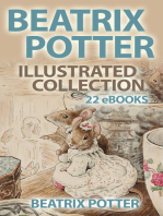Beatrix Potter Illustrated Collection - 22 eBooks and 600+ illustrations