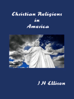 Christian Religions in America
