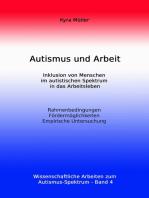 Autismus und Arbeit
