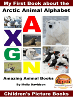 My First Book about the Arctic Animal Alphabet