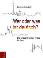 Wer oder was ist deutsch?