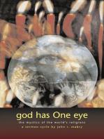 God Has One Eye