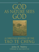 God As Nature Sees God