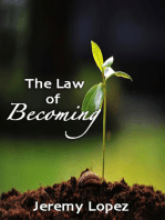The Law Of Becoming