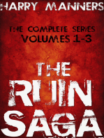 The Ruin Saga Boxset