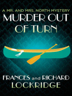 Murder Out of Turn