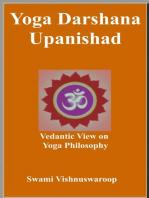 Yoga Darshana Upanishad