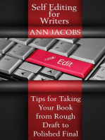 Self-Editing for Writers