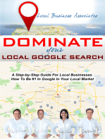 Dominate Your Local Google Search
