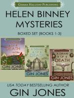 Helen Binney Mysteries Boxed Set (Books 1-3)