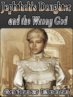 Jephthah's Daughter and the Wrong God