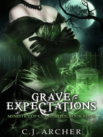 Grave Expectations (Book 4 in the Ministry of Curiosities series)