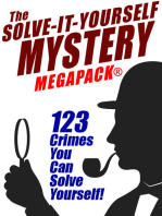 The Solve-It-Yourself Mystery MEGAPACK®