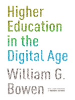 Higher Education in the Digital Age