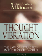 THOUGHT VIBRATION - The Law of Attraction in the Thought World (Unabridged)