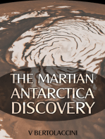 The Martian Antarctica Discovery