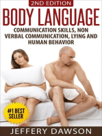 Body Language: Communication Skills, Nonverbal Communication, Lying & Human Behavior
