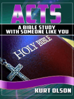 Acts (A Bible Study With Someone Like You)