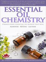 Essential Oil Chemistry Formulating Essential Oil Blends that Heal - Aldehyde - Ketone - Lactone