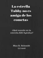 La estrella Tabby no es amiga de los cometas