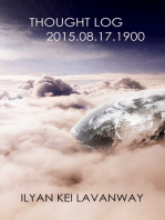 Thought Log 2015.08.17.1900