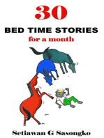 30 Bed Time Stories, for a month