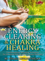 Energy Clearing & Chakra Healing Transformational Breathing Techniques for Emotional Healing & to Overcome Obstacles