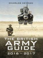 The British Army Guide: 2016-2017