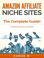 Amazon Affiliate Niche Sites