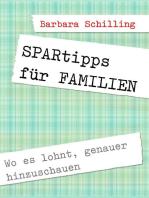 SPARtipps für FAMILIEN