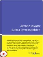 Europa demokratisieren