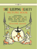 The Sleeping Beauty Picture Book - Containing the Sleeping Beauty, Blue Beard, the Baby's Own Alphabet - Illustrated by Walter Crane