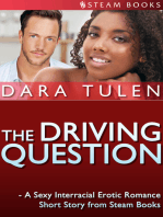 The Driving Question - A Sexy Interracial Erotic Romance Short Story from Steam Books