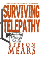 Surviving Telepathy (Telepath Trilogy, #1)