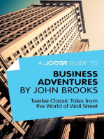 A Joosr Guide to... Business Adventures by John Brooks