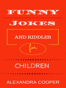 Funny Jokes and Riddles for Children