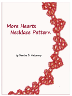 More Hearts Necklace Pattern